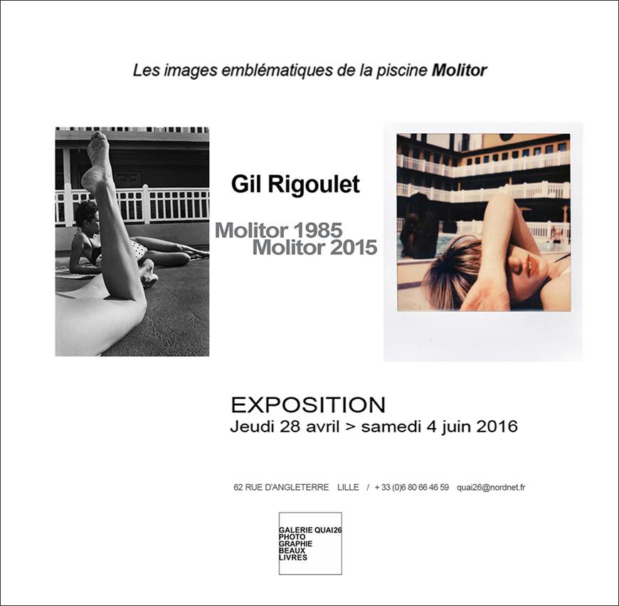 Piscine Molitor. Eté 1984-85. Paris 16ème.